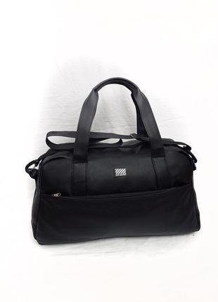 Спортивная,дорожная сумка из качественной эко кожи