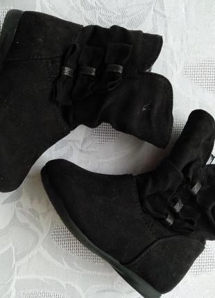 Ботинки весняні