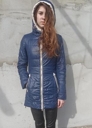 Куртка легкая весна-осень