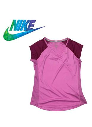 Женская футболка nike miler dri-fit