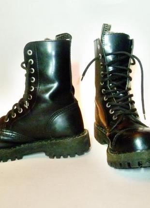 Зимние ботинки steel