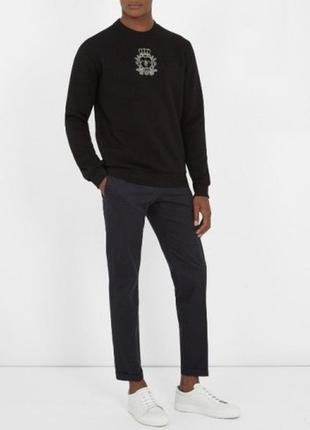 Dolce and gabbana оригинал италия дизайнерские синие брюки чинос