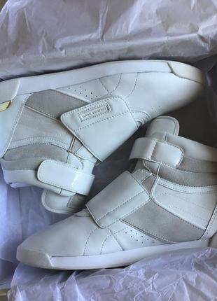 Кожаные ботинки michael kors оригинал