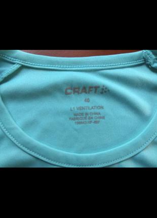 Женская футболка новая craft