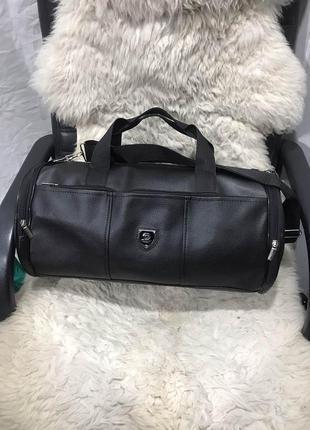 Спортивная сумка-бочонок.сумка-тубус дорожная спортивная сумка