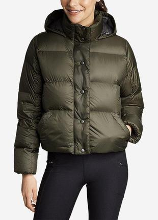 Пуховик eddie bauer women's cirruslite down puffer jacket