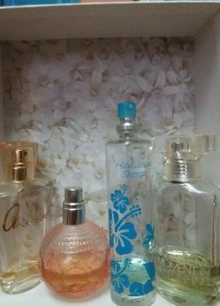 Лот парфюмів