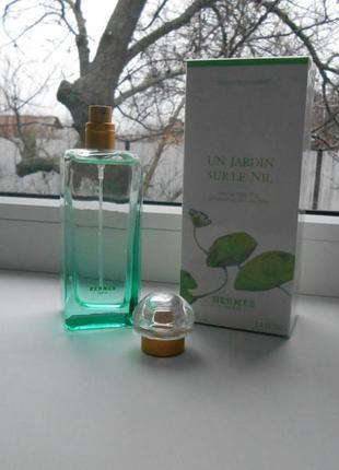 Hermes un jardin sur le nil, 100 мл, парфюмированная вода2 фото