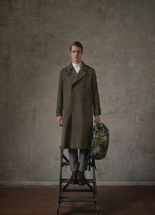 Пальто, шерстяное пальто, erdem & hm.
