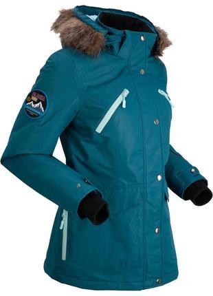 Куртка термокуртка демисезонная женская bonprix collection alaska tour 20 размер