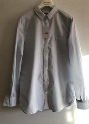 Рубашка свободного кроя ganni