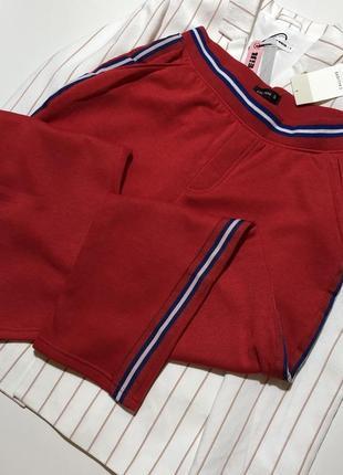 Новые джогеры джоггеры спортивные штаны италия h&m calliope