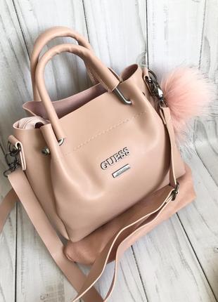 Маленькая сумочка с косметичкой