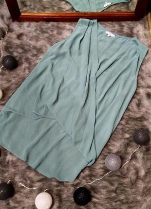 Свободная блуза на запах new look