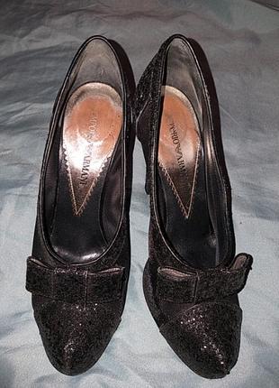Туфли armani