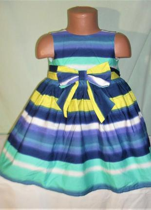 Платье на 2-3годика
