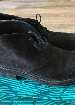 Мужские ботинки р.46