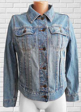 Джинсовая куртка /джинсовка
