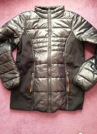 Курточка для беременных) новая!42 рр
