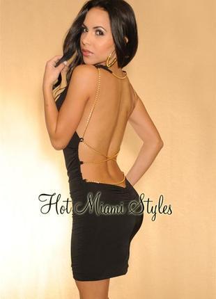 Платье hot miami styles, оригинал сша! распродажа