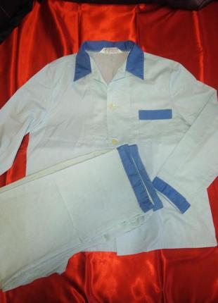 Пижама х/б   р. 52