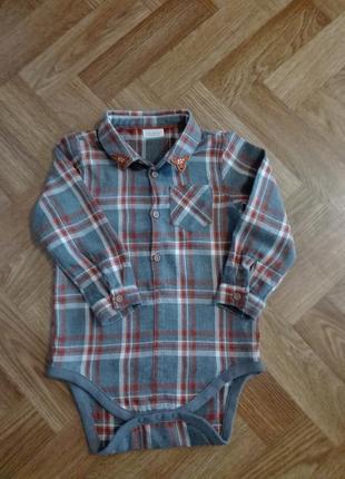 Рубашка бодик