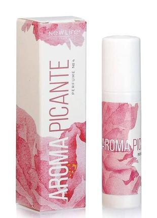 Духи масляные №4 aroma picante ( пикантный аромат)