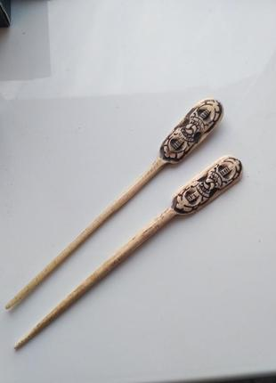 Китайские палочки для волос