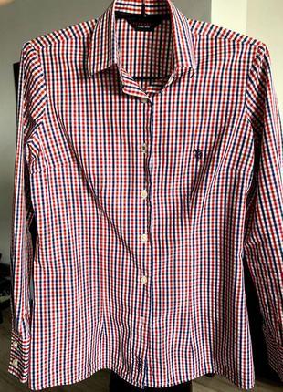 Очень крутая рубашка u.s. polo assn.