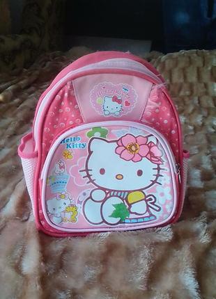 Продам рюкзак helloy kitti