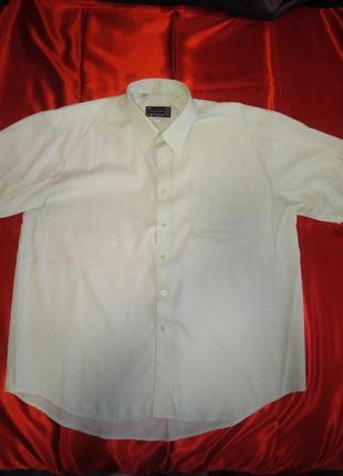Рубашка  gentry  на выпуск  ворот  43 на рост 170/176  есть нюанс