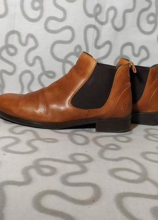 Чоловіче шкіряне взуття (челсі ) 41 розміру