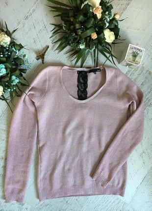 Брендовый свитер кофта  etam xs