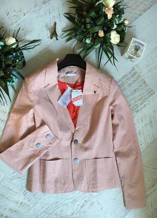 Стильный хлопковый пиджак из коллекции only