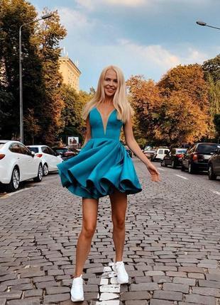 Выпускное платье prom 2020 короткое платье