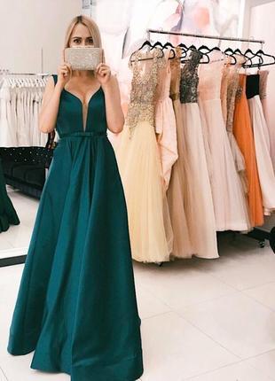 Выпусное платье prom 2020 длиное
