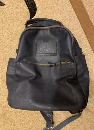 Лилово-серый рюкзак accessorize