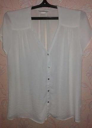 Стильная блуза-рубашка h&m