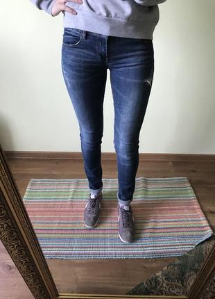 Базові джинси скіні pull&bear