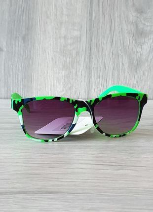 Стильные детские солнцезащитные очки для мальчиков 🕶