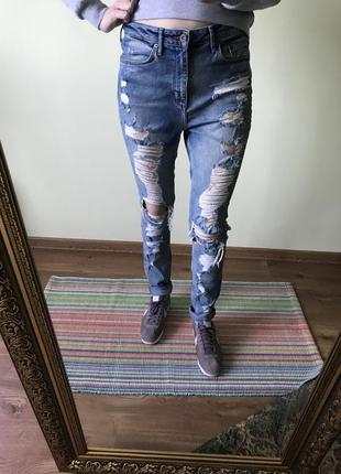 Крутые джинсы круті джинси h&m
