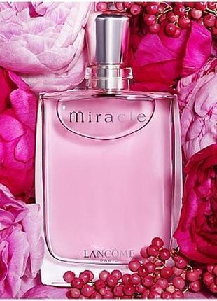 Lancome miracle женская парфюмированная вода 30мл