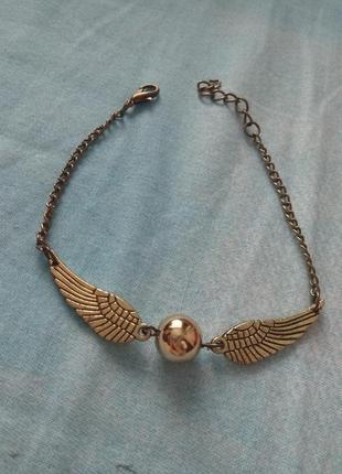 Браслет, крила ангела