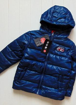Cool club. размер 6 лет. новая шикарная демисезонная куртка для мальчика