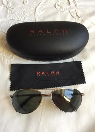 Ralph lauren оригинал! редкие коллекционные очки