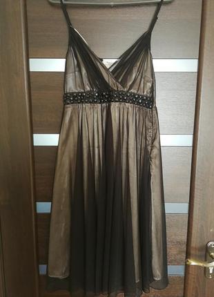 Коктейльное платье 🍹