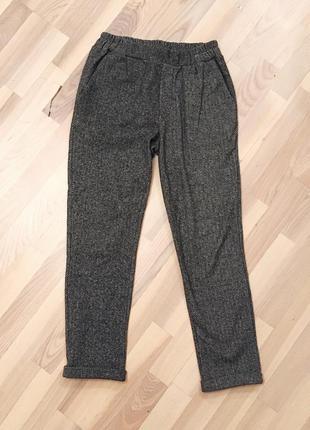 Теплые штанишки от zara