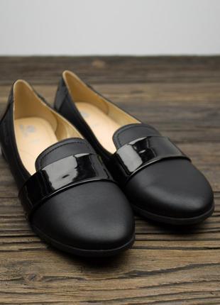Женские туфли балетки geox respira оригинал р-37