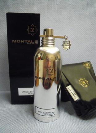 Vanilla extasy montale_original_eau de parfum 5 мл затест