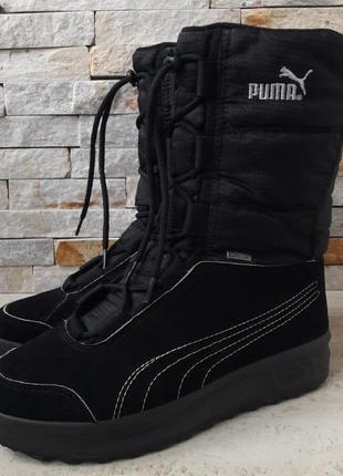 Женские ботинки puma